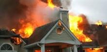 بیمه آتش سوزی و زلزله